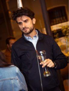 Genanro Luca Russo birra