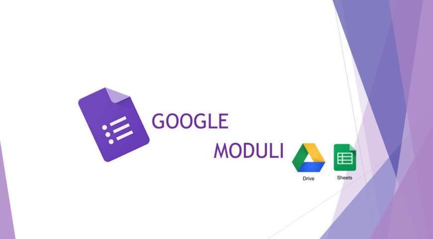 Come realizzare una verifica on-line con Google Moduli