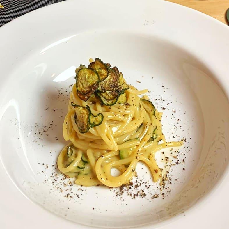 Spaghetti alla Nerano, la ricetta di Mariagrazia