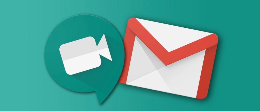 google meet gmail